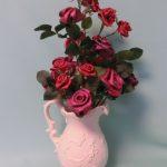 スクエアーリボンアート®265薔薇